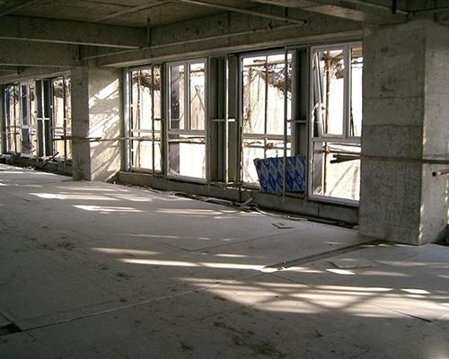 阁楼水泥纤维板